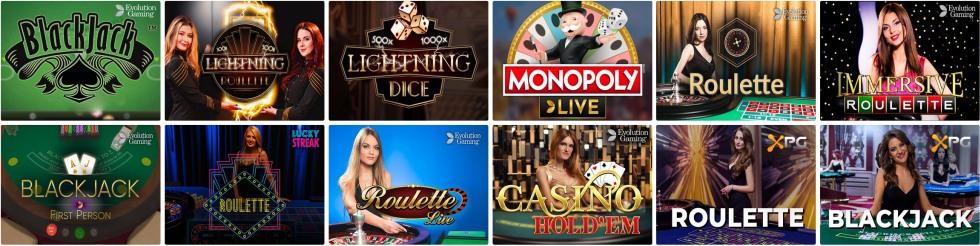 gry na żywo w kasynie lucky bird